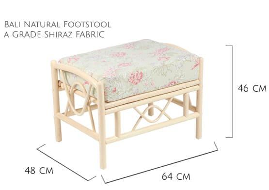 Footstool-Dimensions