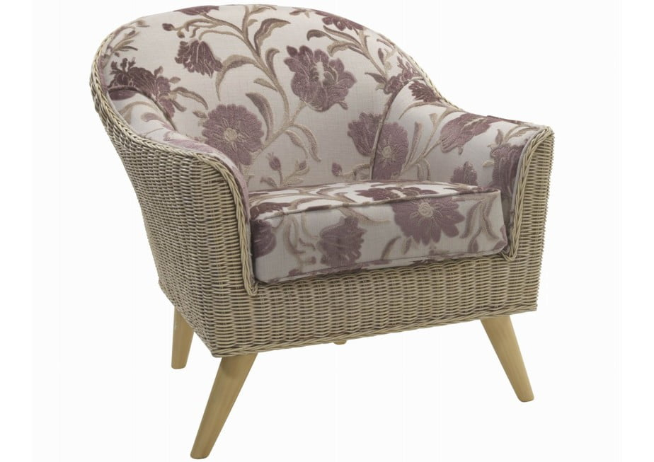 Henley Chair in Orchid Lilac