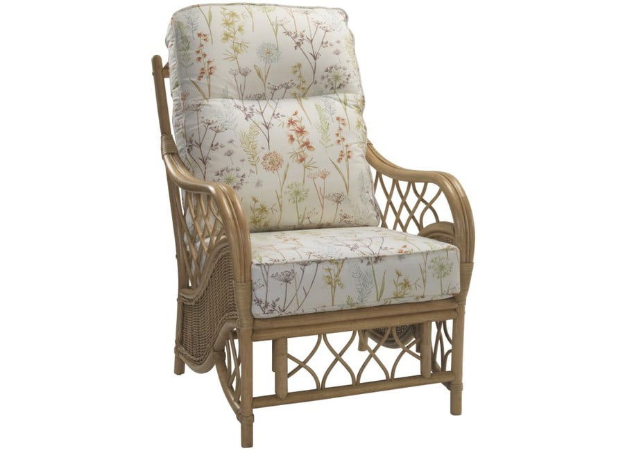 Oslo Light Oak conservatory Chair
