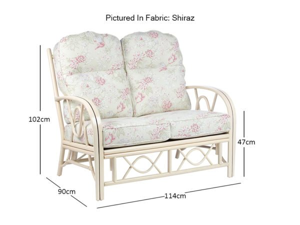 Bali 2 Seater Dimensions 1