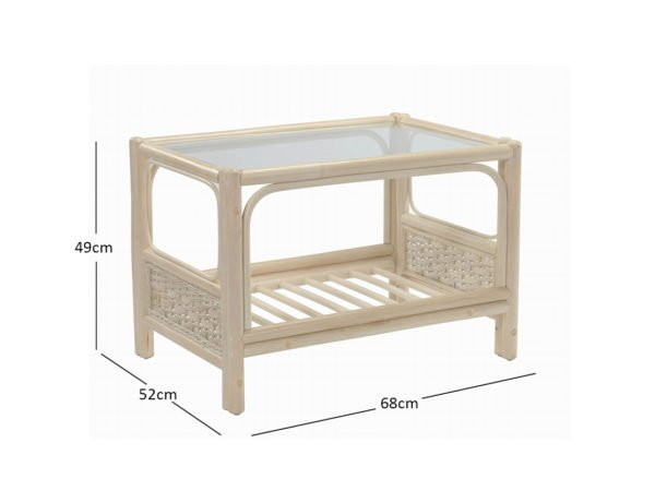 Chelsea Coffee Table Dimensions