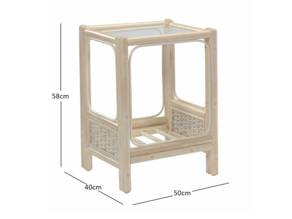Chelsea Lamp Table Dimensions