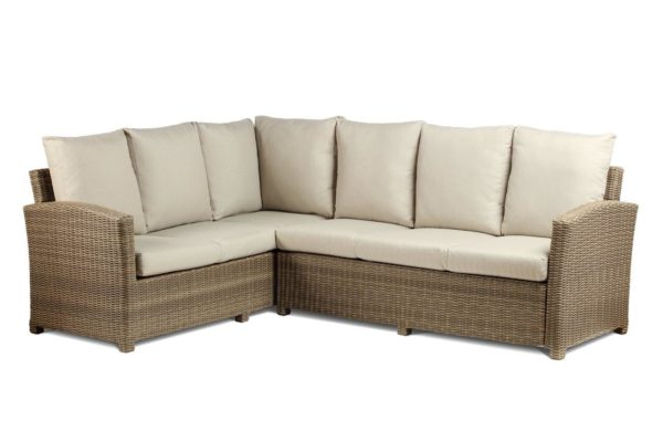 hampton mink corner sofa