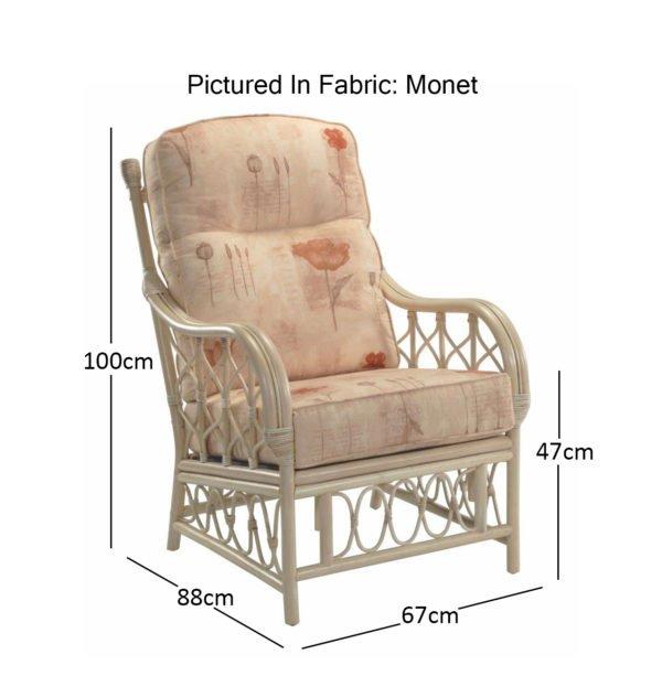 Morley Chair Dimensions 1