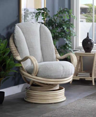 16 harlow pebble fabric rocker lifestyle