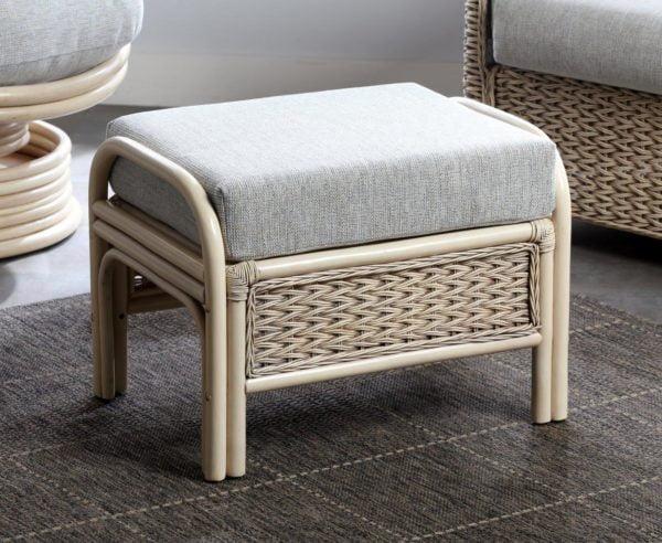 19 harlow pebble fabric footstool lifestyle