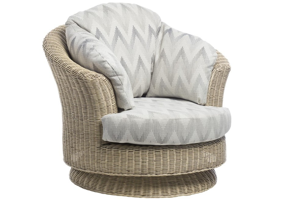 ARLINGTON Lyon swivel Chair in Yang