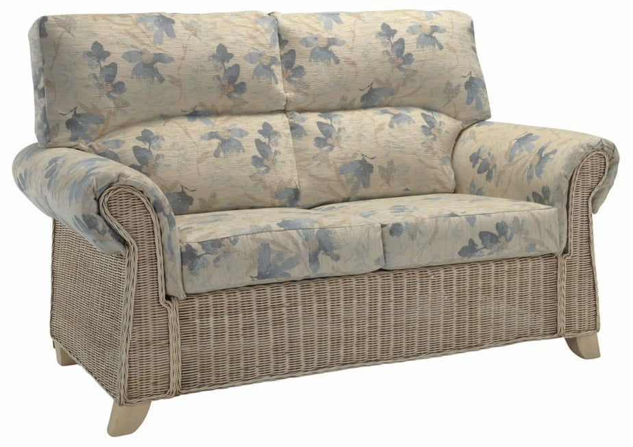 Clifton conservatory 2 seater Sofa in Oasis