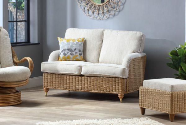 desser seville 2 seater sofa conservatory