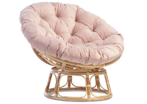 Natural-Papasan-chair-in-Velvet-Blush