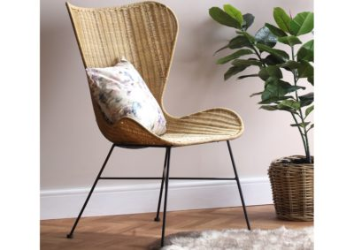 Natural-Porto-Wicker-Wing-Chair
