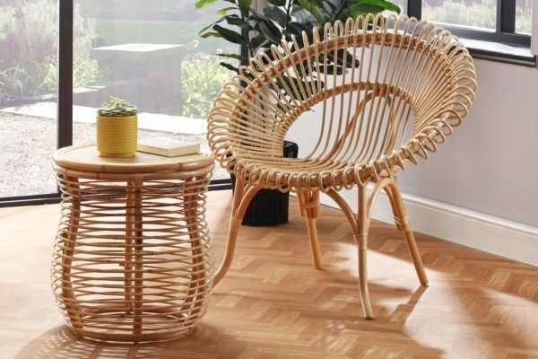 natural shanghai chair and royal lamp table lifestyle