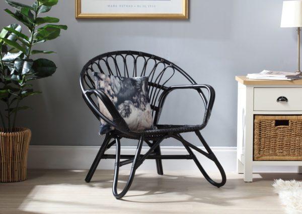 Nordic-Black-Chair