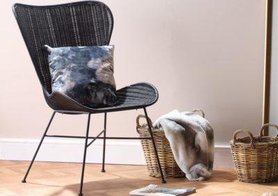 Porto-Wing-Chair-Black-Set
