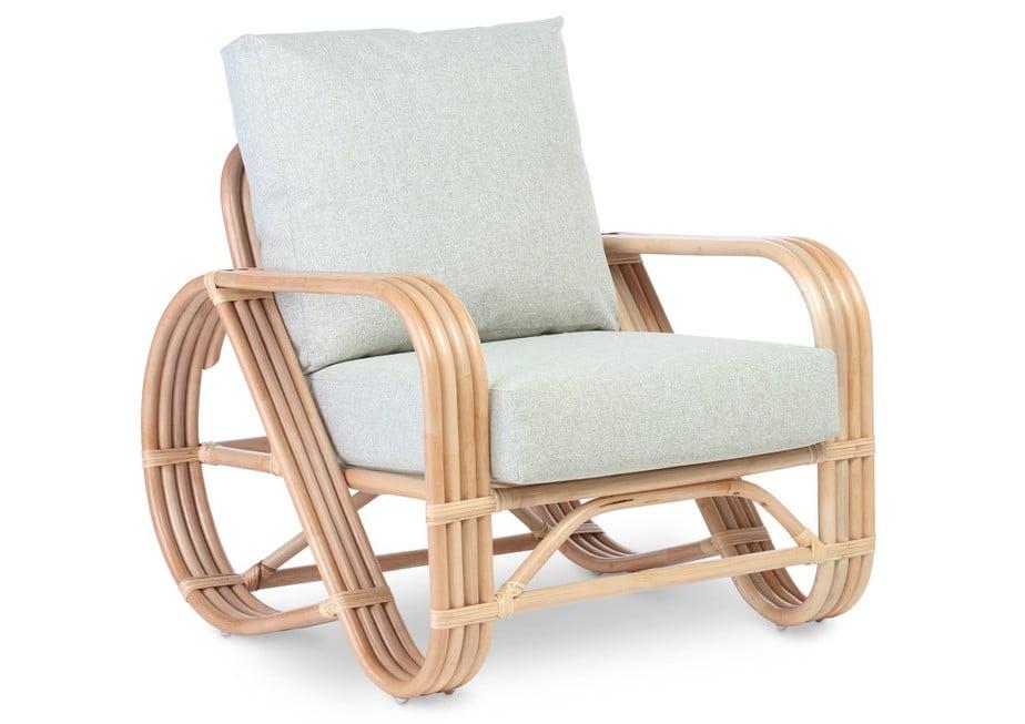 Pretzel Cane Chair