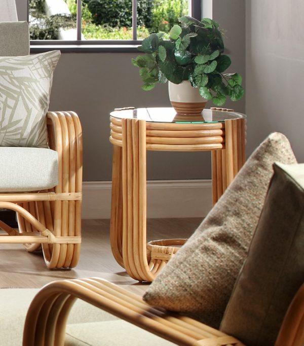 Pretzel-Lamp-Table-set