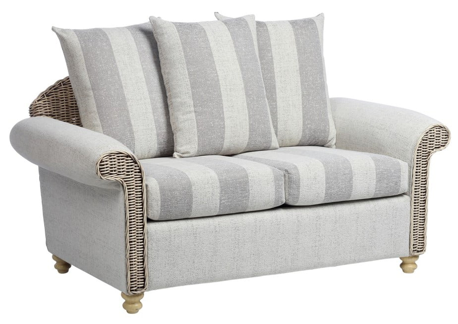 STAMFORD Conservatory 2 seater scatter back sofa