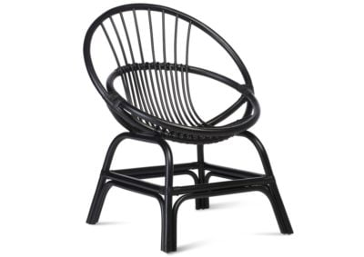 Wicker-Moon-Chair-Black-1