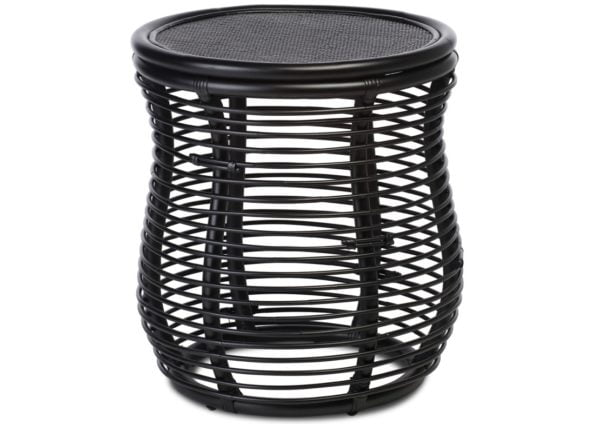 Wicker-Royal-Lamp-Table-Black