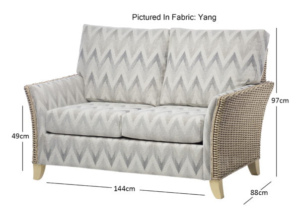 Arlington 2 Seater Dimensions