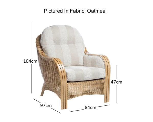 Armchair Dimensions