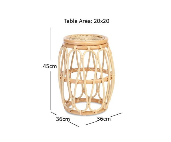 Beijing Lamp Table Dimensions