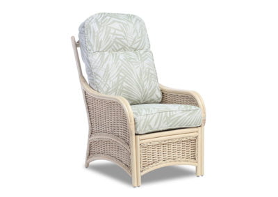 Chelsea Chair In Tropical Web