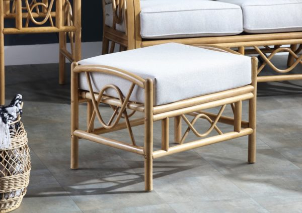 BALI-light-oak-footstool-smooth-beige