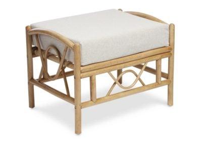Bali-Light-Oak-footstool-with-Smooth-Beige-1