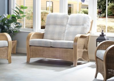 TURIN-LIGHT-OAK-ATHENA-CHECK-2SEATER-SOFA-SET