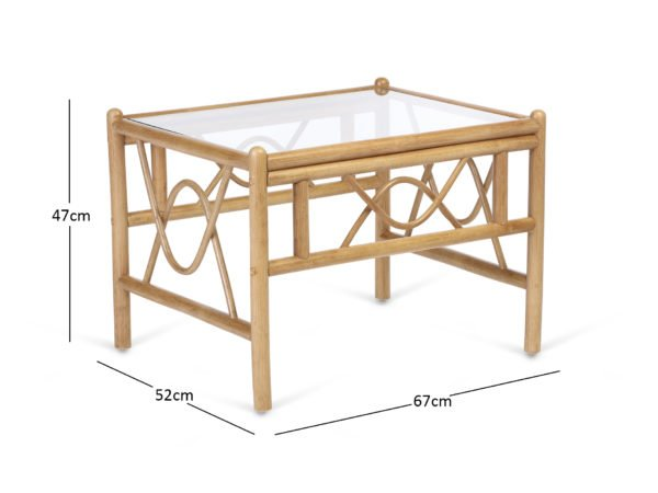 Bali Coffee Table Dimensions Web