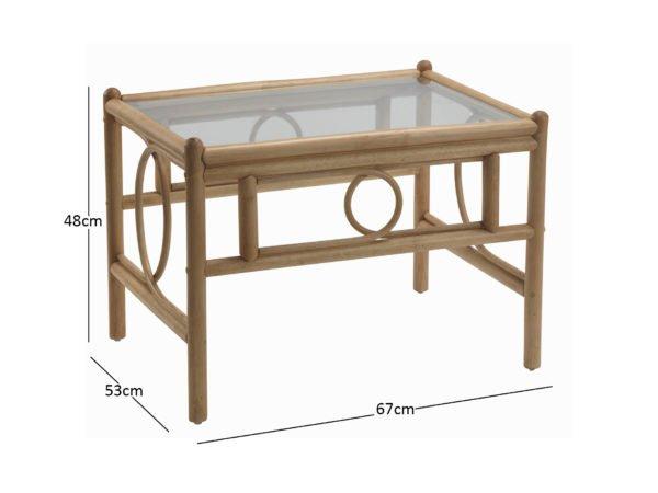madrid-light-oak-coffee-table-dimensions