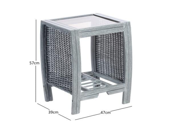 Turin Greywash 2 Dimensions