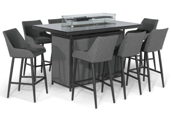 Aruba-8-seat-bar-seat-dining-set-with-Fire-Pit-table