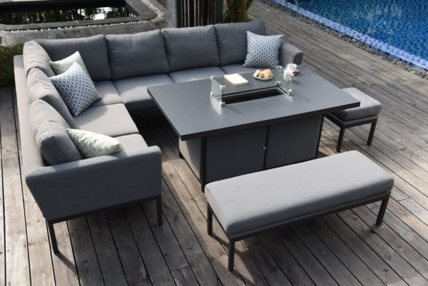 Aruba-corner-Casual-dining-set-with-a-fire-pit-table-Lifestyle-3