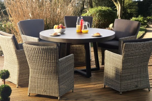 Amalfi Slate Table 6 Hilton Grey Chairs Final 3