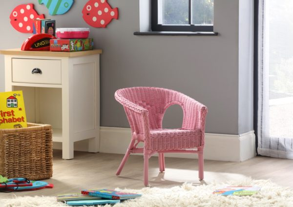 Kids Chair Pink Set Web