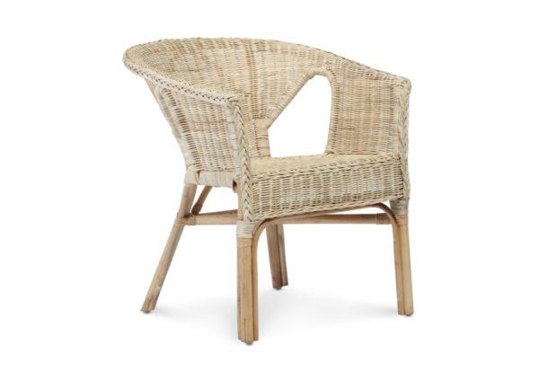 Natural Loom Chair Website