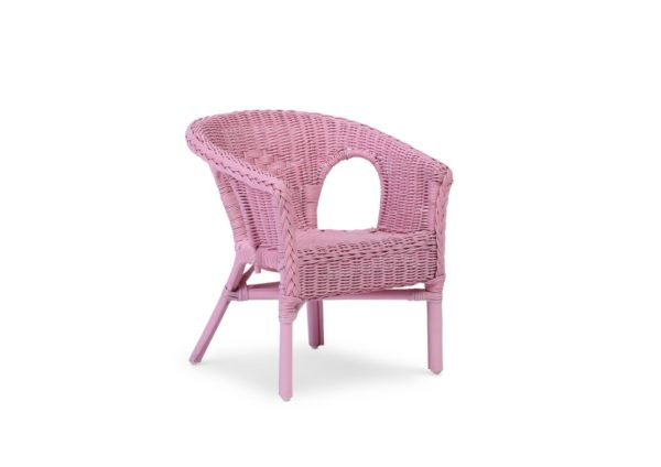 Pink Kids Loom Chair Web