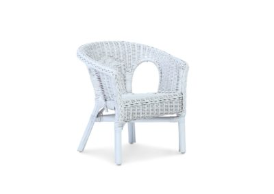 White Kids Loom Chair Web