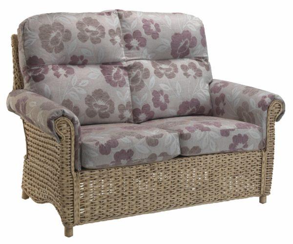 Harlow 2 Seater Sofa In Oscar