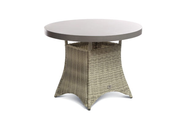 4 seater slate table 1