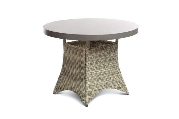 4 seater slate table