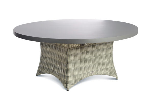 8 seater slate table
