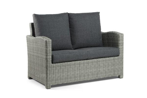 georgia grey 2seater sofa cutout