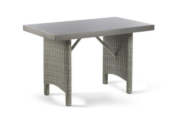 georgia grey slate table cutout
