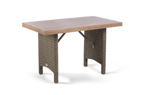 georgia mink tan table cutout