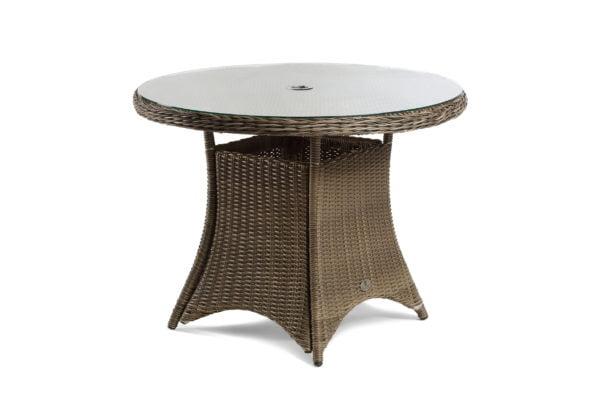 hilton clinton mink 4seater table