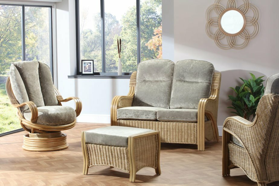 opera light oak sky beige laminated rocker set