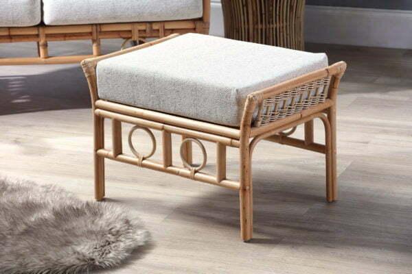 beijing footstool in athena plain
